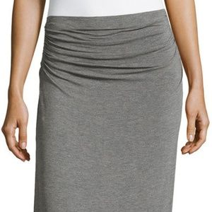 Max Studio flowing maxi skirt